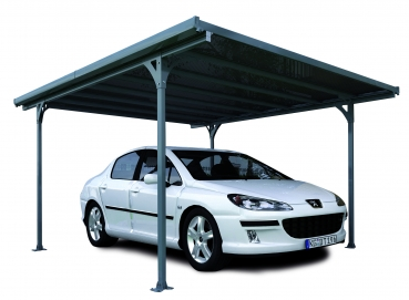 Tepro metall carport verona 5000 for Tepro carport