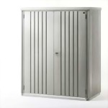 biohort ger teschrank silber metallic. Black Bedroom Furniture Sets. Home Design Ideas