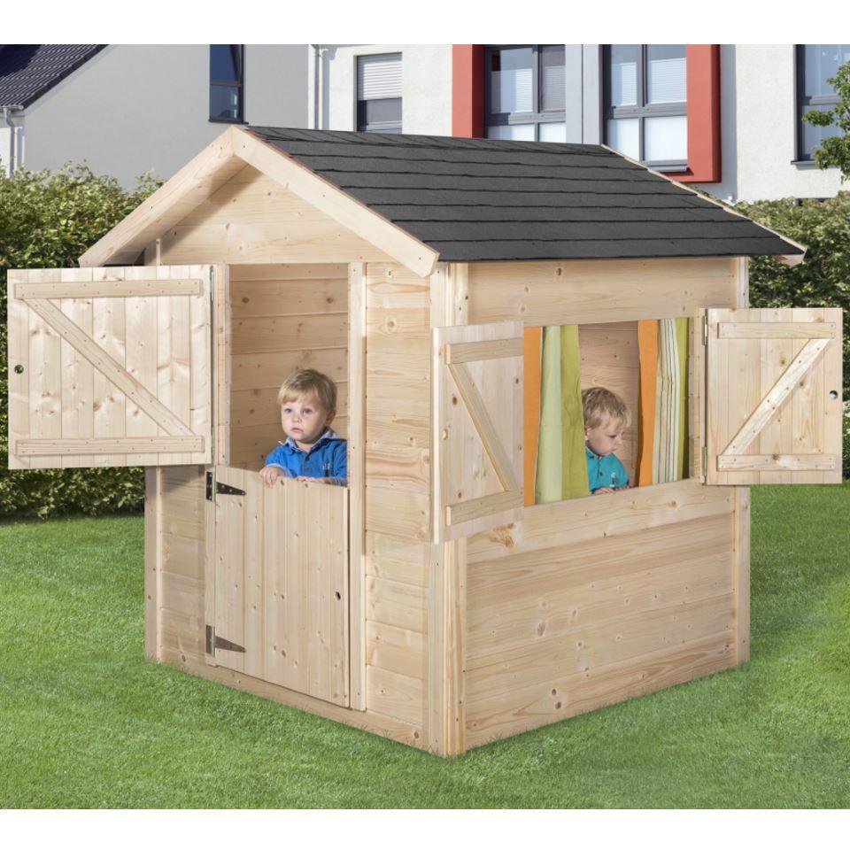 kinderspielhaus holz schweiz. Black Bedroom Furniture Sets. Home Design Ideas