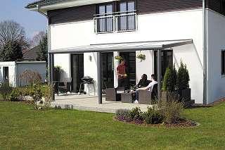 skanholz terrassenuberdachung, woodhome.ch - tun sie sich etwas gutes - mit holz! - skanholz, Design ideen