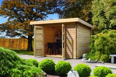 tun sie sich etwas gutes mit holz woodfeeling gartenhaus bastrup 2 28 mm. Black Bedroom Furniture Sets. Home Design Ideas