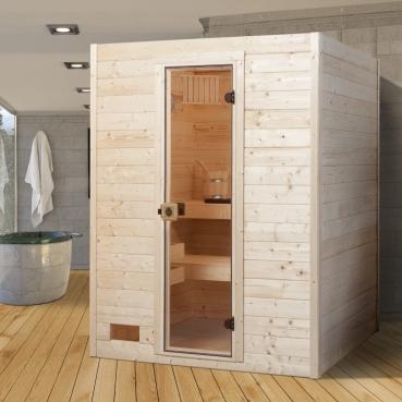 tun sie sich etwas gutes mit holz weka 38mm massivholzsaunen. Black Bedroom Furniture Sets. Home Design Ideas