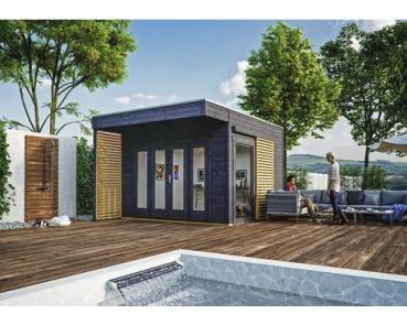 Fußboden Gartenhaus Holz ~ Woodhome tun sie sich etwas gutes mit holz gartenhaus