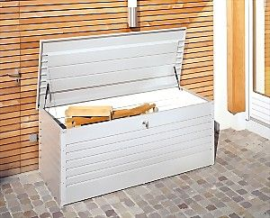 tun sie sich etwas gutes mit holz biohort metall freizeitbox. Black Bedroom Furniture Sets. Home Design Ideas