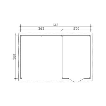 tun sie sich etwas gutes mit holz skanholz gartenh user 28 mm. Black Bedroom Furniture Sets. Home Design Ideas
