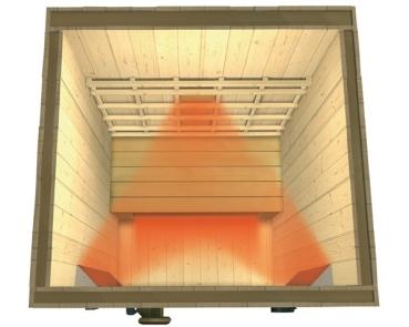 tun sie sich etwas gutes mit holz weka infrarot w rmekabinen. Black Bedroom Furniture Sets. Home Design Ideas