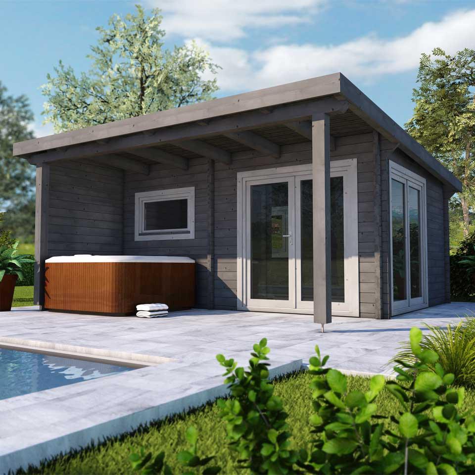 Gartenhaus 10qm | My blog