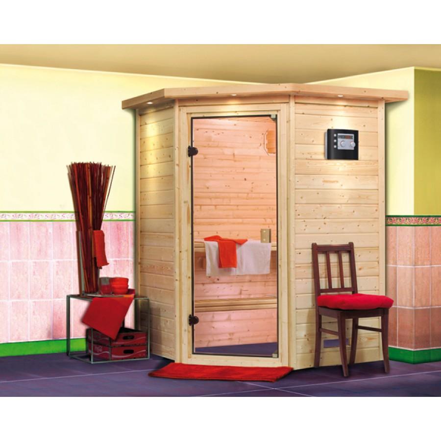 karibu sauna alicja 38 mm. Black Bedroom Furniture Sets. Home Design Ideas