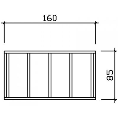 tun sie sich etwas gutes mit holz wolff finnhaus ger teschrank 20 b. Black Bedroom Furniture Sets. Home Design Ideas