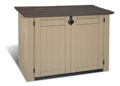 tun sie sich etwas gutes mit holz kunststoffschrank store it out max. Black Bedroom Furniture Sets. Home Design Ideas
