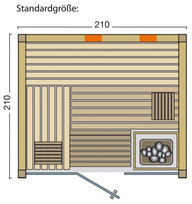 tun sie sich etwas gutes mit holz panorama complete sauna infrarot kombination. Black Bedroom Furniture Sets. Home Design Ideas
