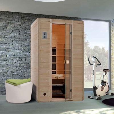 tun sie sich etwas gutes mit holz weka infrarot w rmekabine vaala 550 gr e 2. Black Bedroom Furniture Sets. Home Design Ideas
